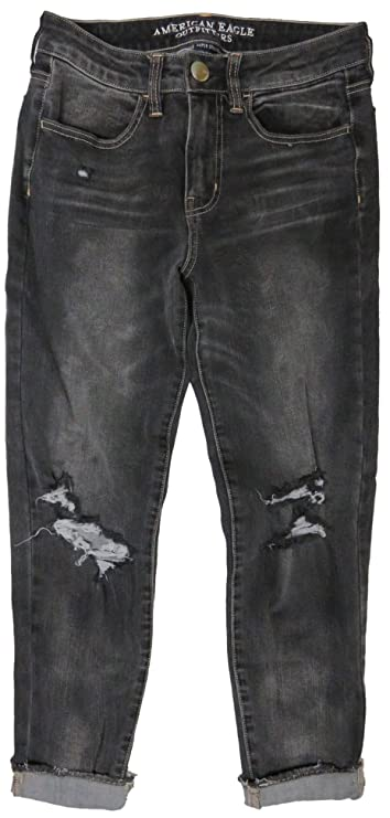 fa58a8715af American Eagle Outfitters Womens Hi-Rise Jegging Crop Denim Jeans at Amazon  Women's Jeans store
