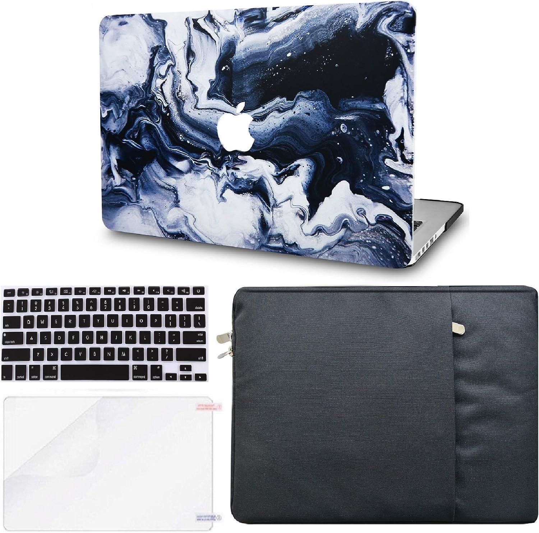 KECC Laptop Case Compatible with MacBook Pro 15