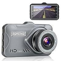 Deals on EPICKA 1080P Full HD Car DVR Dashboard Camera