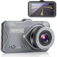 EPICKA 1080P Full HD Car DVR Dashboard Camera
