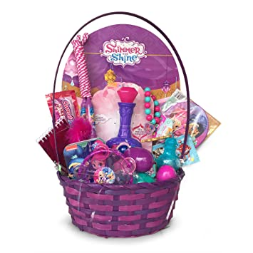 Shimmer and shine easter basket amazon grocery gourmet food shimmer and shine easter basket negle Image collections