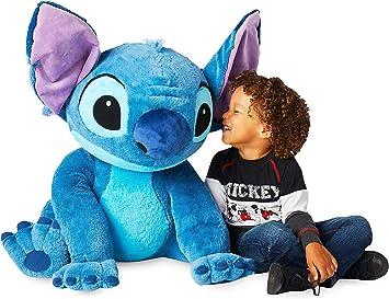 DS Disney Store Lilo \u0026 Stitch Peluche Originale Pupazzo Gigante