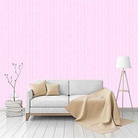Subtle Feminine Patterned Peel & Stick Smooth Wallpaper by ...