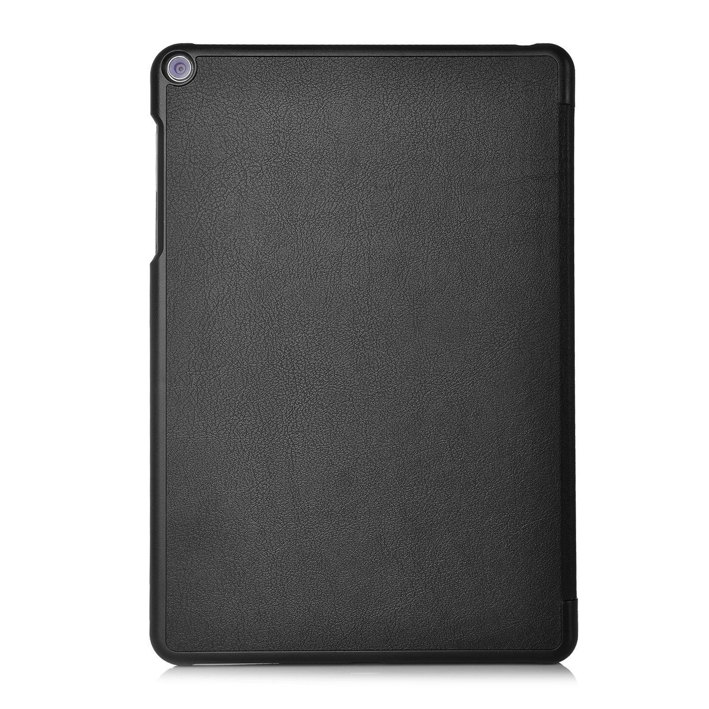 KuGi Asus Zenpad Z10 ZT500KL case - Ultra Lightweight Slim Smart Cover Case for 9.7 inch ASUS Zenpad Z10 ZT500KL Verizon 4G Let Android 6.0 Tablet (Black) by KuGi (Image #3)