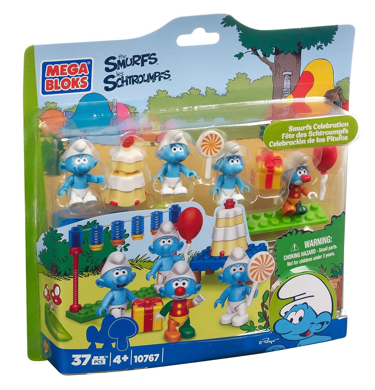 Mega Bloks Smurfs Multipack