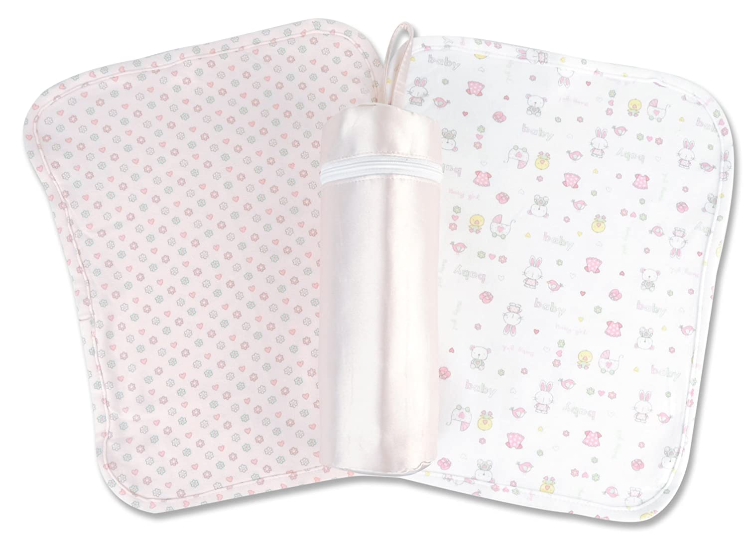 Discontinued by Manufacturer Blue Trend Lab Burp Cloth Gift Set