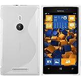 Mumbi Coque pour Nokia Lumia 925 Transparent