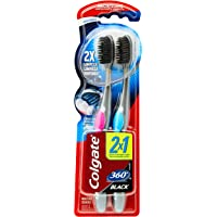 Cepillo Dental Colgate 360 Black
