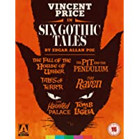 Six Gothic Tales Collection