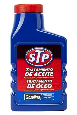 Stp Aditivos ST60300SP Aditivo Tratamiento Aceite Motores Gasolina 300 ml: Amazon.es: Coche y moto