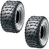 Set of 2 SunF A030 ATV Tire 22x10-8, 2 Ply