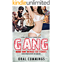 EROTICA:GANG MMMF MMMMF MENAGE SEX STORIES: 10 Dark Forced Explicit Romance Books: Ganged by BDSM Bikers XXX Hardcore