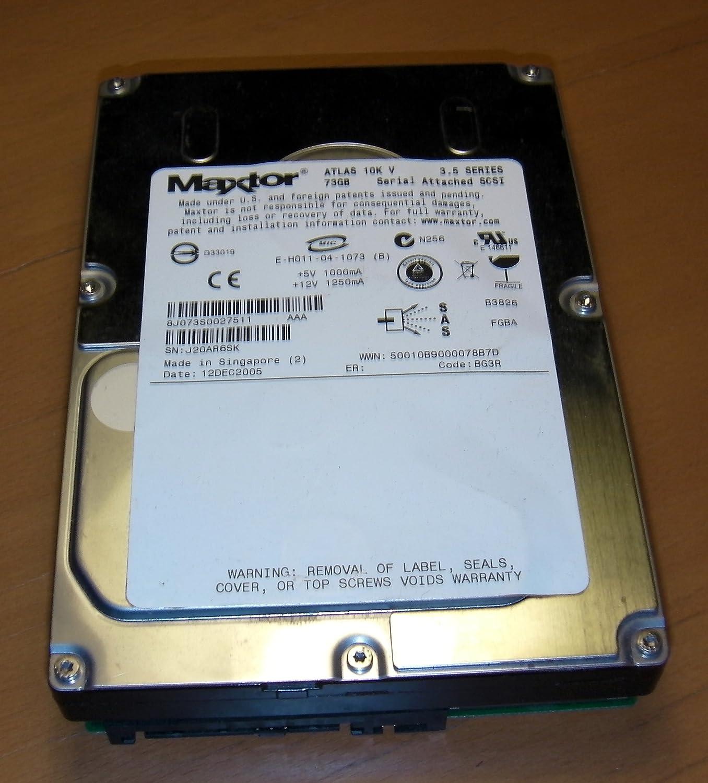 Maxtor Atlas 10K V 3.5 Series 146GB Serial Attached SCSI Ultra 320