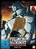 Fullmetal Alchemist: Brotherhood - Volume 6 (Digipack im Schuber mit Hochprägung und Glanzfolie) (2 Disc Set) [Limited Edition]