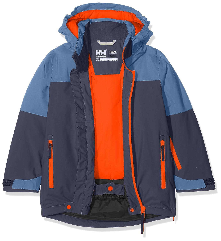 Helly Hansen Jr Progress Jacket - Abrigo Niños: Amazon.es: Deportes y aire libre