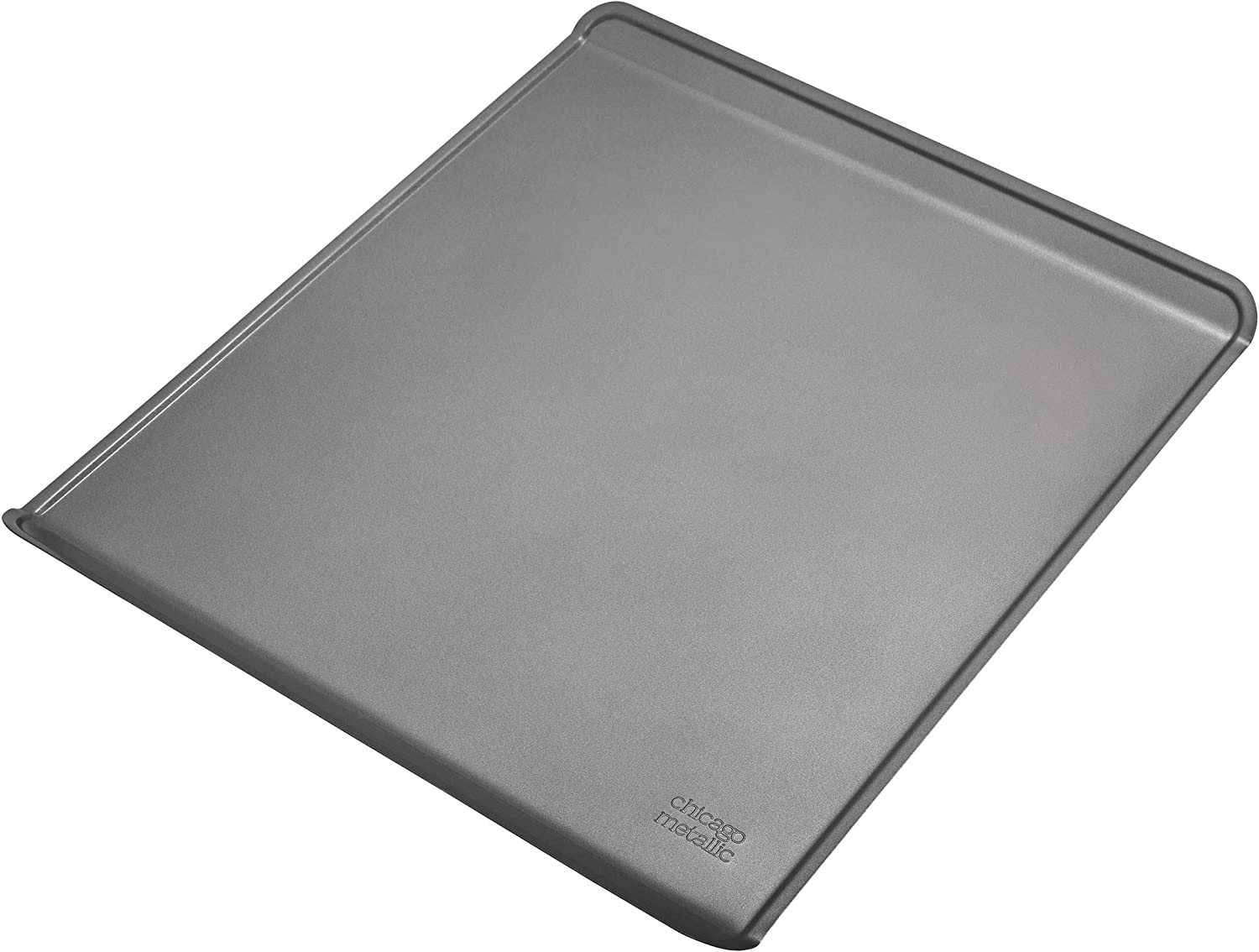 Chicago Metallic Commercial II Non-Stick Large Cookie Sheet, 15-3/4 by 13-3/4-Inch