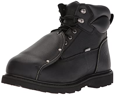 new concept sale uk large discount Reebok Work Men's Soyay RB1910 Skate Style EH Safety Shoe: Amazon ...