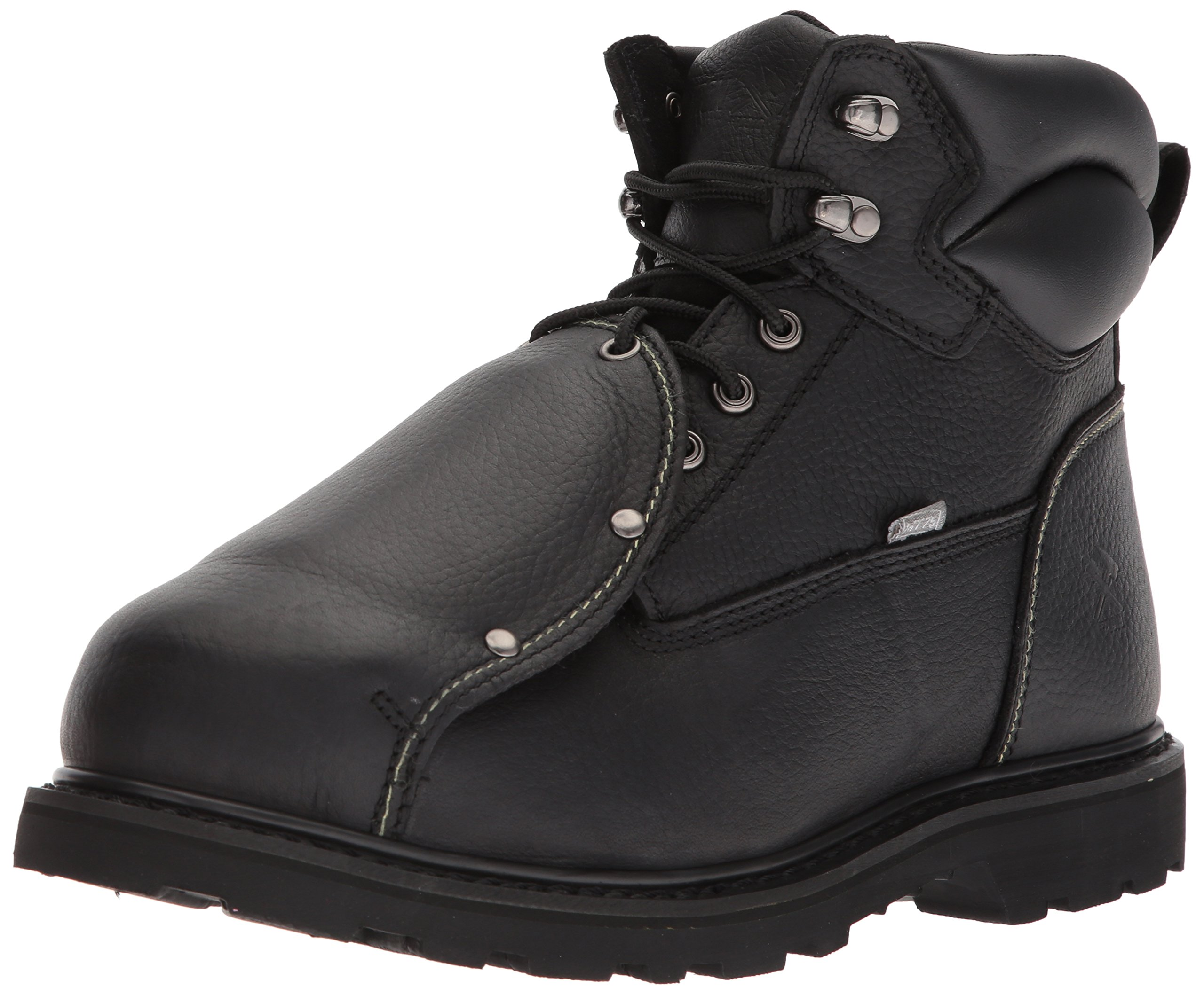 Iron Age Men's Ia5016 Ground Breaker Industrial and Construction Shoe, Black, 9.5 W US