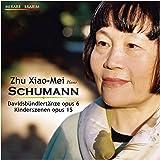 Schumann: Davidsbündlertänze Op. 6; Scènes d'enfants, Op. 15
