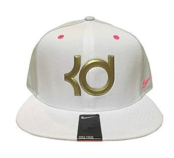 Nike KD7 Aunt Pearl Hat Breast Cancer KD 7 Elite Snapback Rare ... f6f95c14287