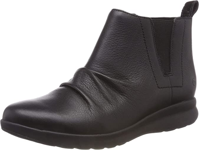 Clarks Un Adorn Mid, Botas Slouch Mujer