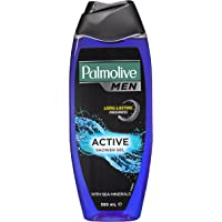 Palmolive Men Active Soap free Body Wash with Sea Minerals 500mL