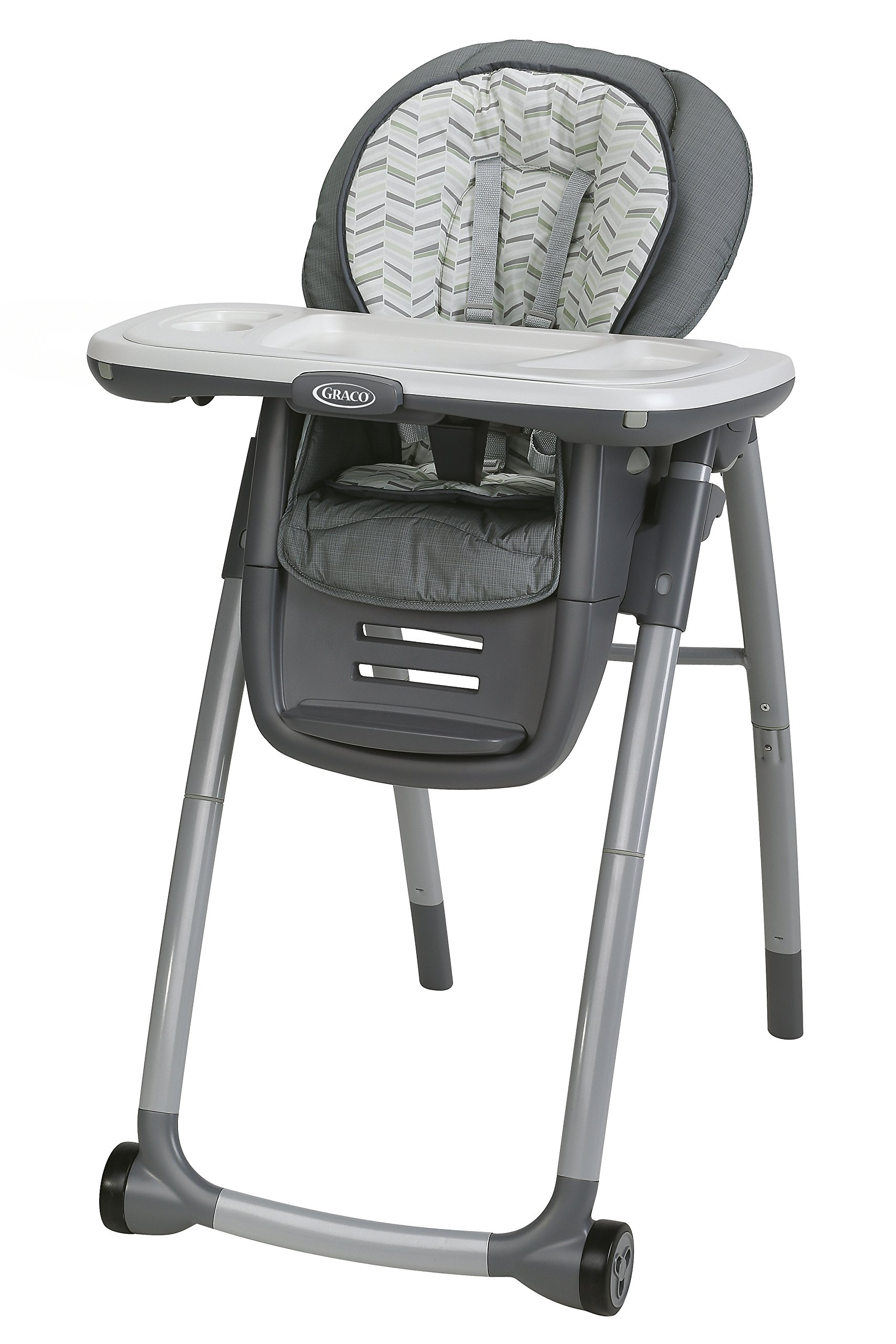 Graco Table2Table Premier Fold 7-in-1 Convertible High Chair, Landry