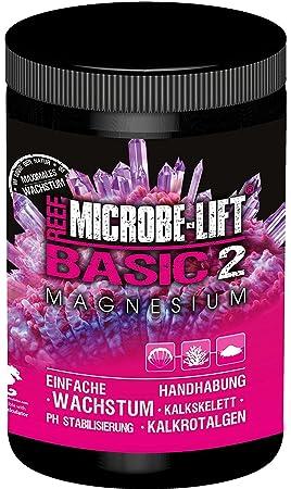 Microbe de Lift Basic 2 – Magnesio – (Calidad de magnesio adicional para cualquier Mar