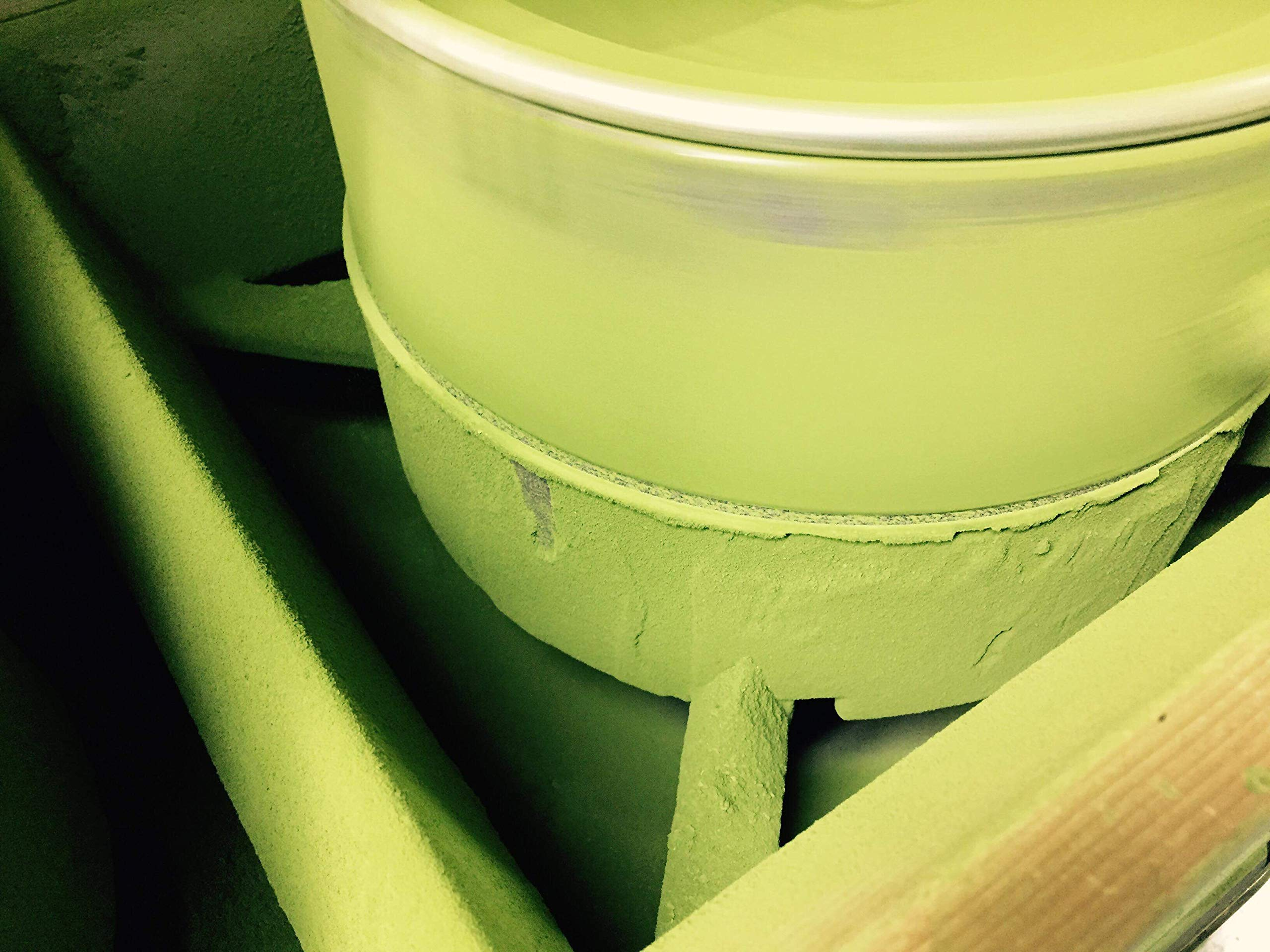 Nippon Cha - Samurai Matcha - Premium Green Tea Powder - Japanese Origin - First Harvest - Radiation Free - Zero Sugar - Ceremonial Grade for Everyday Recipes, 30g (1oz) Tin