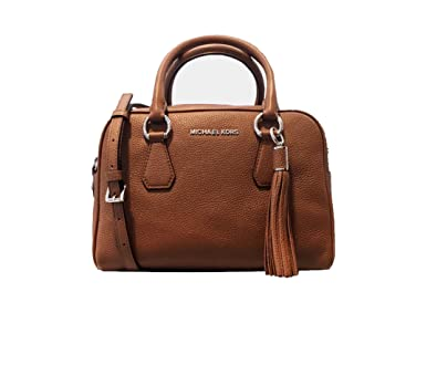 84dbce0230d4 Michael Kors Womens Bedford MD TASSEL Satchel Luggage: Amazon.co.uk: Shoes  & Bags
