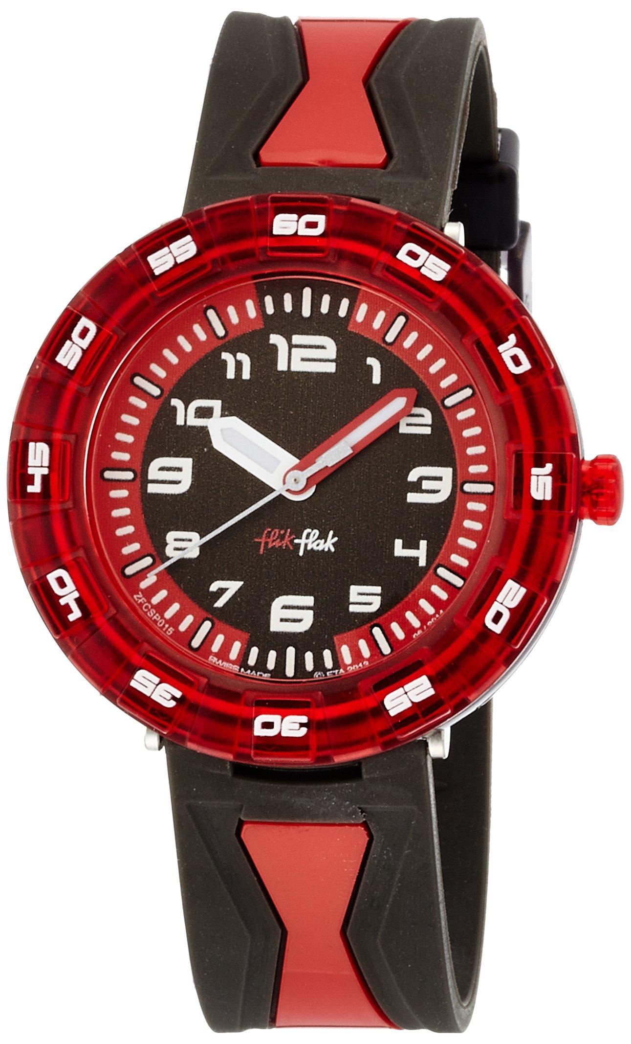 FLIK FLAK GET IN RED