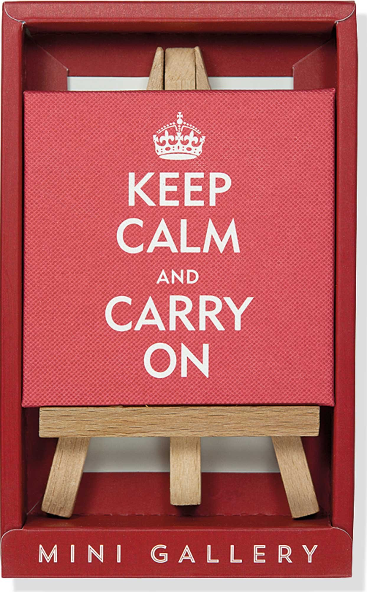 Keep Carry Gallery artwork easel product image