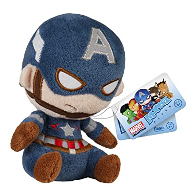 Funko Mopeez: Marvel - Captain America Action Figure: Funko Mopeez:: Toys & Games