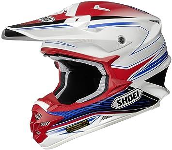 Shoei Sear VFX-W motocicleta casco – TC-10/pequeño