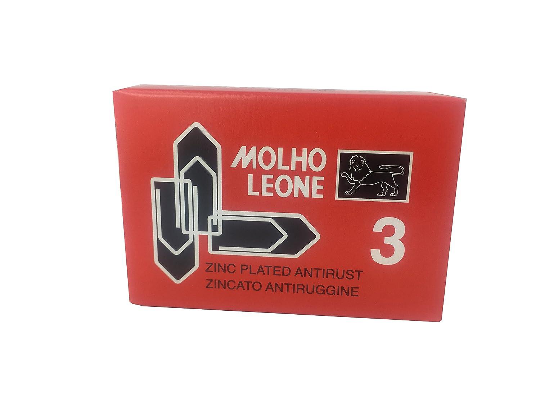 Molho Leone 21113 Fermaglio, Confezione da 100 Pezzi Arke' Srl