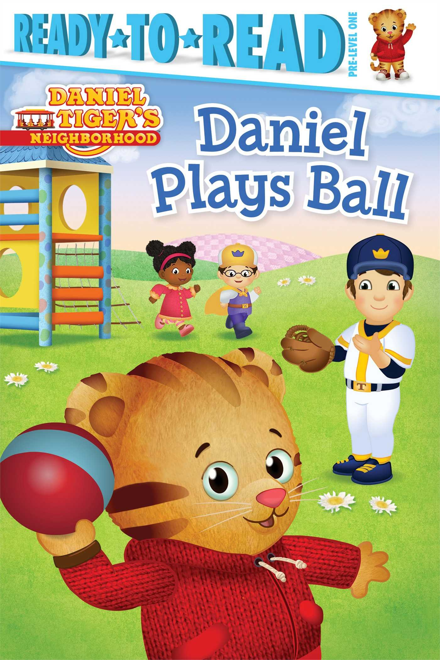 Download Daniel Plays Ball (Daniel Tiger's Neighborhood) pdf epub