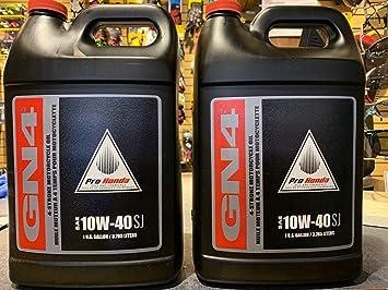 Pro Honda gn4 10 W-40 Aceite de motor 10 W-40 – Twin