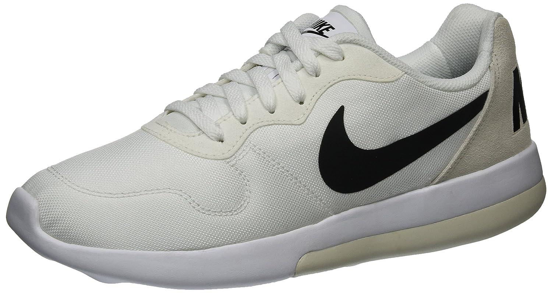 Nike MD Runner 2 LW, Zapatillas para Hombre 42.5 EU|Varios Colores (White / Black / Light Bone)