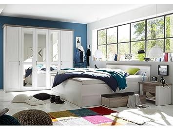 Möbelando Schlafzimmer Komplett Set Schlafzimmerprogramm