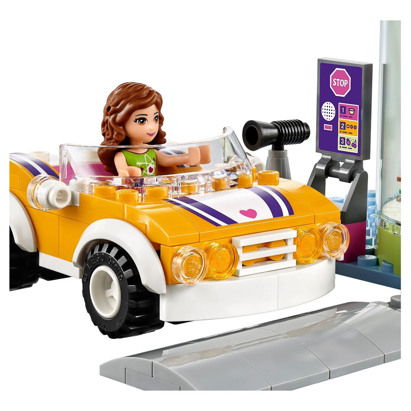 Amazoncom Lego Friends Frozen Yogurt 41320 370 Piece Toys Games