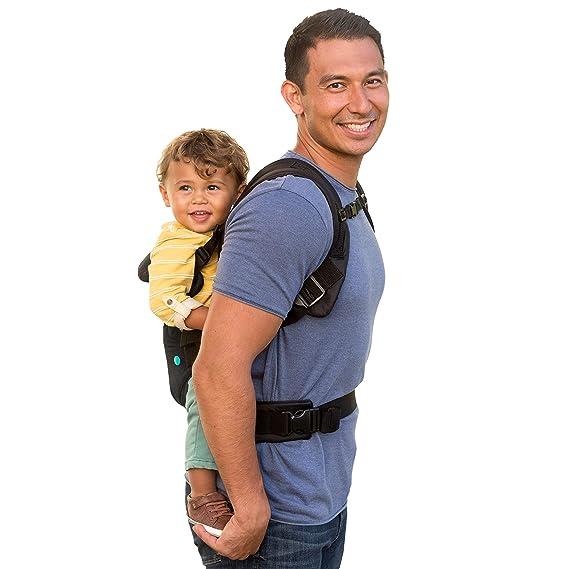 Amazon.com: Infantino Flip 4 en 1 Convertible Carrier, Negro ...