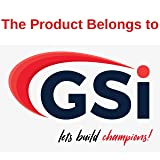 GSI Bounce Reaction Balls for Agility Reflex and