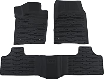 Jeep 2020 Grand Cherokee All-Weather Mats OEM