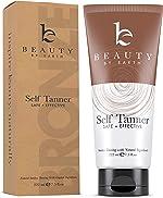 Self Tanner - With Organic Aloe Vera & Shea Butter, Sunless