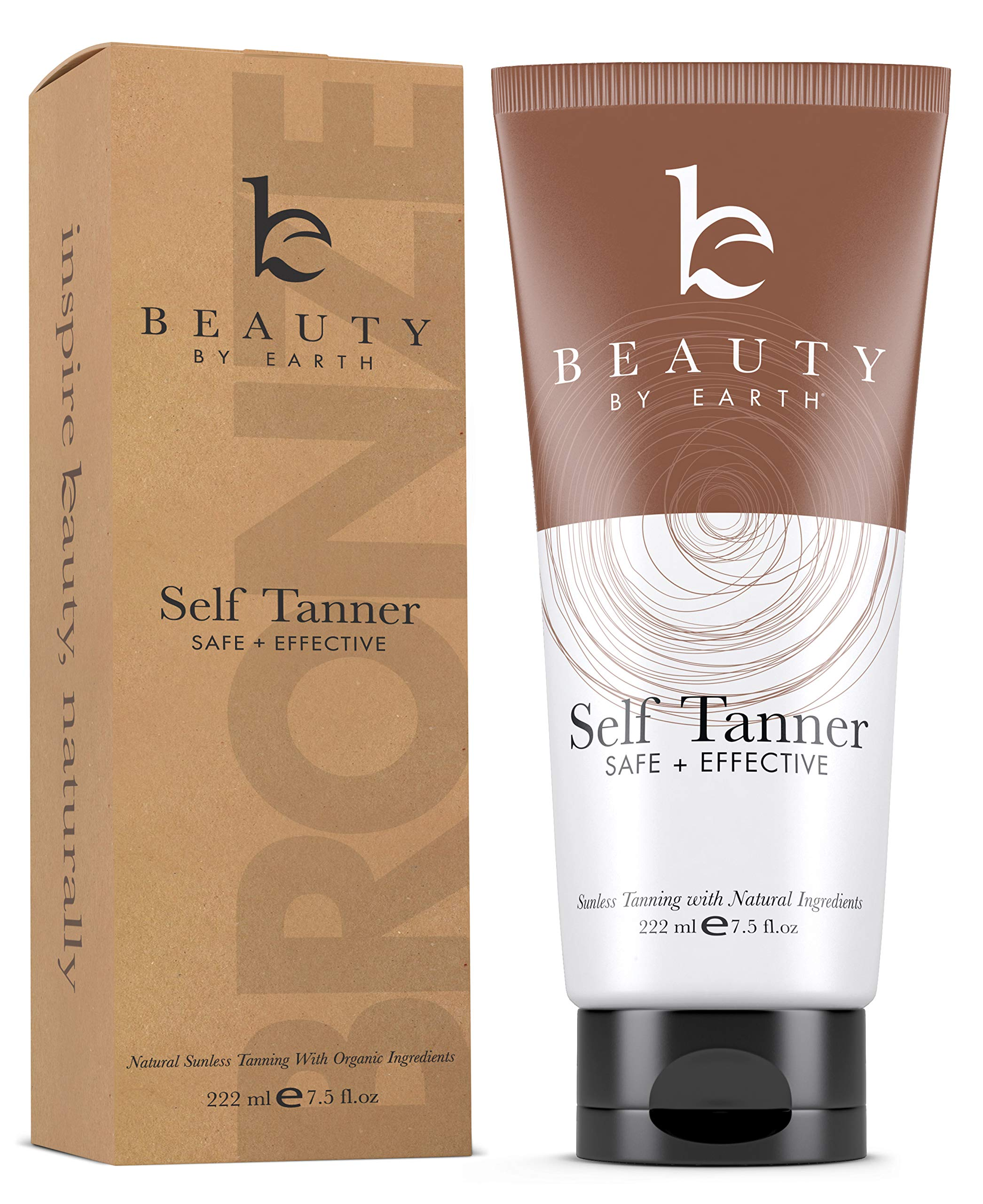 Self Tanner With Organic Amp Natural Ingredients Tanning