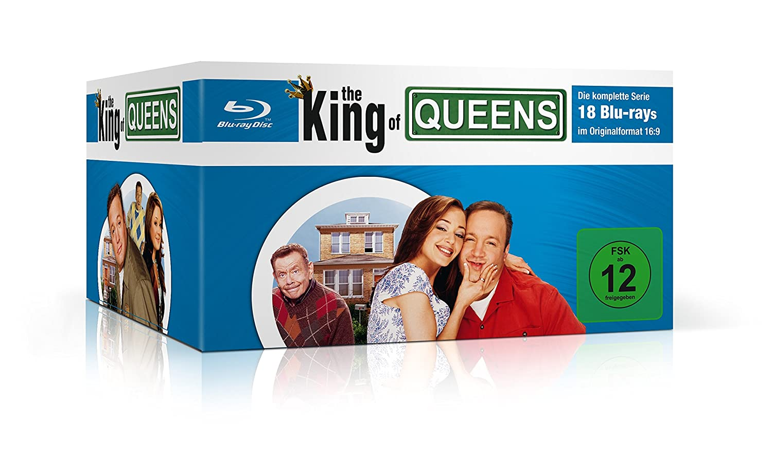 King of Queens Superbox Blu-ray amazon