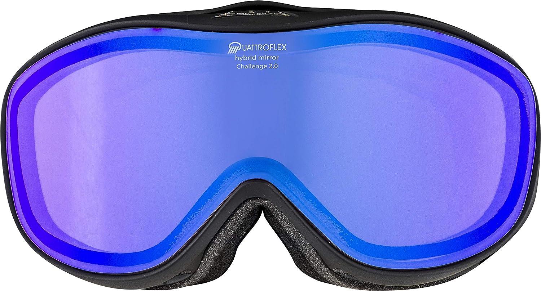 Gafas de esqu/í ALPINA Skibrille Challenge 2.0 QM
