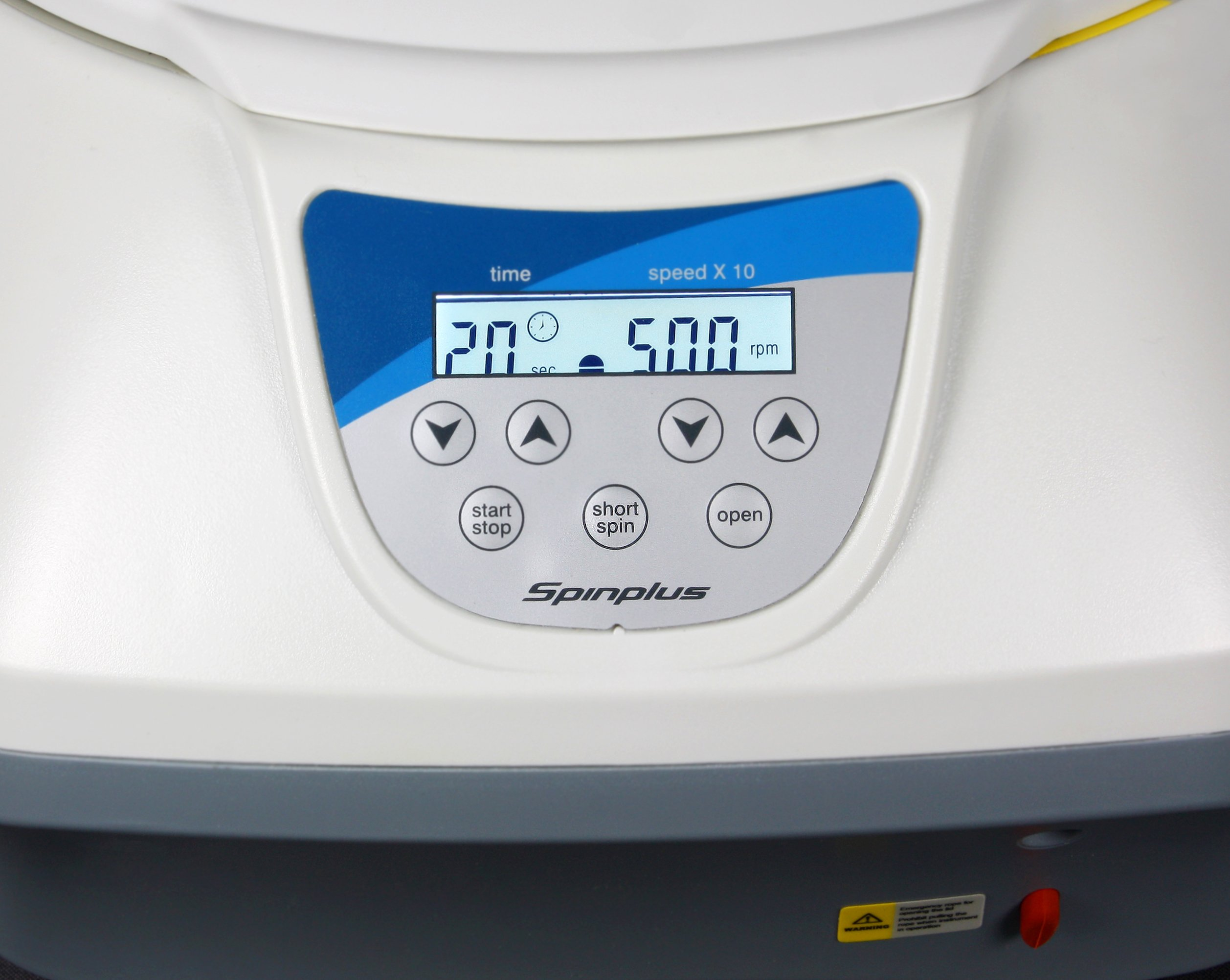 Parco Scientific Digital Bench-top Centrifuge,100-5000rpm (Max. 3074xg), LCD Display, Includes 15ML X 6 Rotor by Parco Scientific (Image #6)