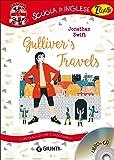 Gulliver's travels. Con traduzione e dizionario. Con CD-Audio