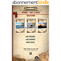 Kenya: Intégrale Mini Roadbook Adventure (Edition Française)